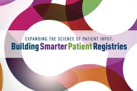 Patient Registries cover Web